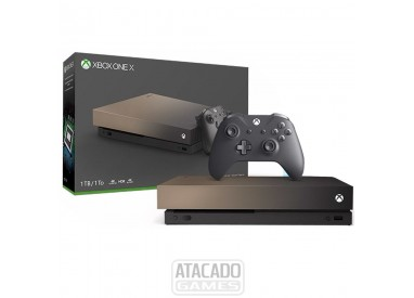 Xbox One X 1TO edition Battlefield or rush